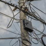Mantenimiento en redes y lucha contra robo de energía, claves en el proceso