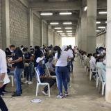 Arranca vacunación de 11 mil personas diarias en Valledupar por Festivallenato