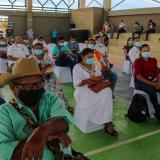 Socializan con comunidades indígenas obras en la Alta Guajira