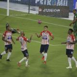 Junior vs. Patriotas: novena jornada de la Liga BetPlay II-2021