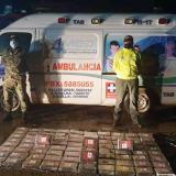 Incautan droga en una ambulancia en el Cesar