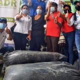 Envían silo para ganaderos afectados por inundaciones en La Mojana