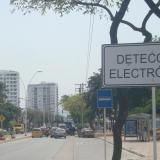 Destruyen cámaras de fotomultas en Santa Marta