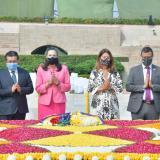 Colombia manda un mensaje de unidad y paz en recuerdo al Mahatma Gandhi