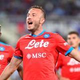 El Napoli de David Ospina continúa con puntaje perfecto
