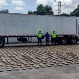Policía incauta más de una tonelada de marihuana en carretera de La Guajira