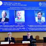 Nobel de Física es para los científicos Syukuro Manabe, Klaus Hasselmann y Giorgio Parisi