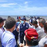 Defensoría pide flexibilizar tránsito de migrantes en Necoclí