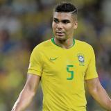 Casemiro puede perderse partidos con Venezuela, Colombia y Uruguay
