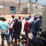 Ciudadanos reclaman celeridad en intervención de la calle 30
