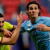 Daniel Muñoz tiene el plan para frenar a Luis Suárez y Cavani