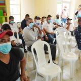 Jóvenes artistas de Sucre reciben instrumentos musicales