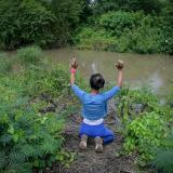 Buscan a menor desaparecido mientras se bañaba en el Río Magdalena