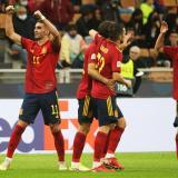 España da un golpe de autoridad frente a Italia y clasifica a la final de la Liga de Naciones