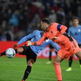 David Ospina valoró el empate de Colombia en Uruguay