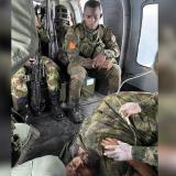 Denuncian muerte de cuatro adolescentes en bombardeo contra alias Fabián