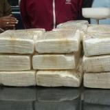 A la cárcel presuntos responsables de transportar más de 98 kilos de cocaína