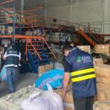 Incautan textiles de contrabando avaluados por más de $4 mil millones