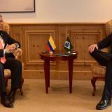 Colombia y Brasil firman memorando para aumentar el comercio bilateral