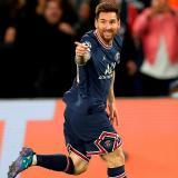 Messi y Lewandowski, los favoritos al Balón de Oro