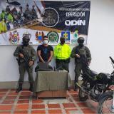Cayó alias Arturito o Kevin Roldán  de los Pachenca en Santa Marta