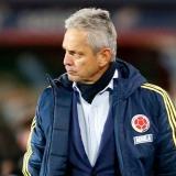 """""""Que el Espíritu Santo nos ilumine"""": Reinaldo Rueda, técnico de la Selección Colombia"""