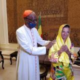 Liberan a monja colombiana secuestrada por yihadistas en África