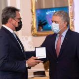 Otorgan Orden de Boyacá a la Fundación Festival de la Leyenda Vallenata