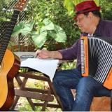 Rosendo Romero empieza a vivir su homenaje festivalero