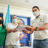 Alcaldía de Riohacha recibe donación para construir clínica de salud mental