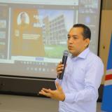 Danilo Hernández, nuevo rector de la Uniatlántico