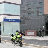 Policía frustra taquillazo en un banco en el norte