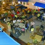 Balacera en pleno sector turístico de Cartagena durante un atraco