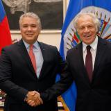 OEA reconoce la labor del Gobierno nacional frente a migrantes venezolanos