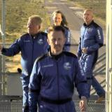 Blue Origin: vuelo de William Shatner y su tripulación al espacio