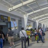 Alza del 12 % en tráfico del Cortissoz  por juegos de la Selección Colombia