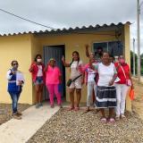 Entregan viviendas a más de 300 personas en Campo de la Cruz