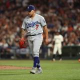 Los Dodgers vencen a los Gigantes y empatan la Serie Divisional