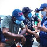 Cumbre de defensores por drama humanitario en Necoclí