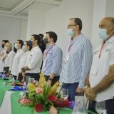 Cumbre de alcaldes de áreas metropolitanas en Valledupar: impulsan trabajo asociativo