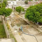 Colectores sanitarios de Riohacha se encuentran deteriorados