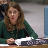 Colombia pide prorrogar mandato de Misión de la ONU