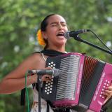 El talento femenino se apodera del Festival Vallenato