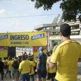 Barranquilla vuelve a vibrar con la 'fiebre amarilla' de la Selección