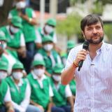 Alcaldía presentó el programa 'Soy Barranquilla' con 160 líderes sociales