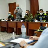 Desarticular estructuras criminales, prioridad del Mindefensa en Atlántico