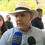 En Hidroituango aseguradoras deben pagar: Duque