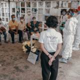 Recuperan 15 cuerpos no identificados del cementerio de Curumaní