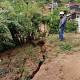 Lluvias ocasionan 12 emergencias en Cartagena