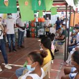 Programa de Primera Infancia atiende a 47.800 beneficiarios